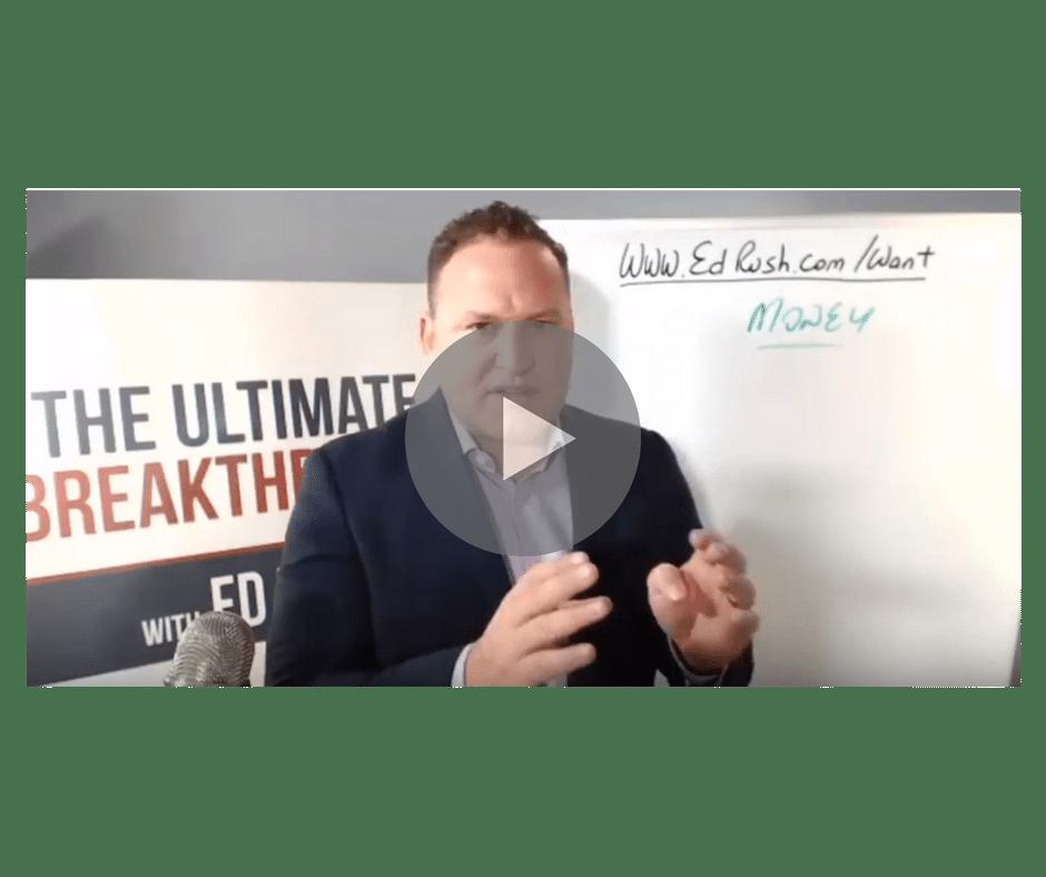 Ed Play Video - Ed Rush | Business Growth Acceleration Mentor, Speaker, Author - 5x #1 Bestselling Author, Speaker, Mentor, Advisor